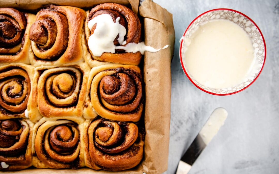 Best Cinnamon Roll Recipe, Ever